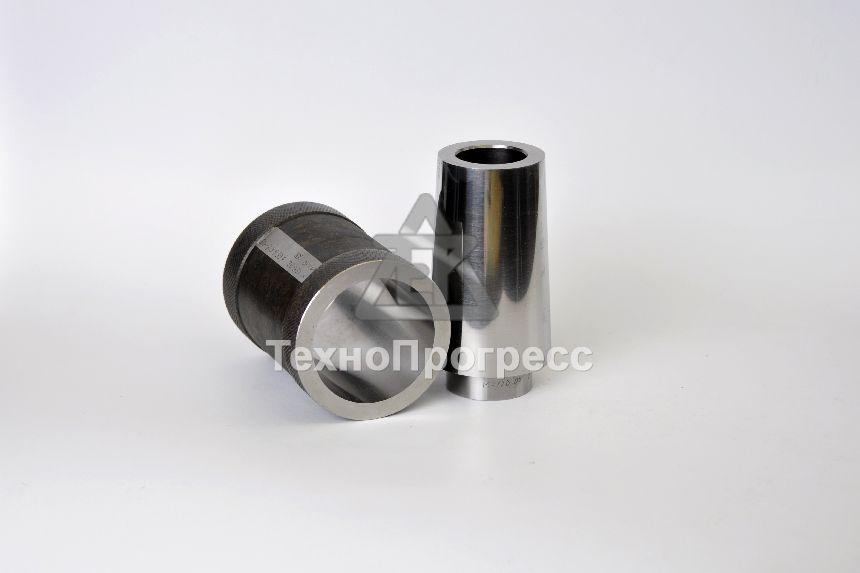 Plain conical gauges